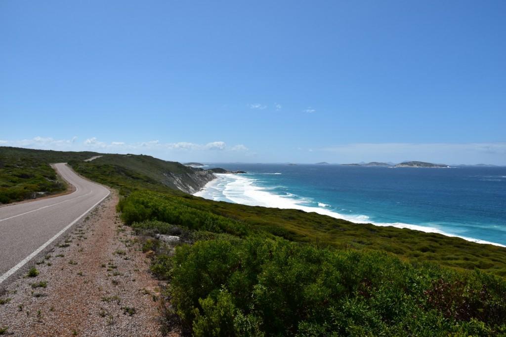 Impressive coast