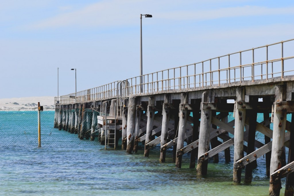 Point Sinclair jetty