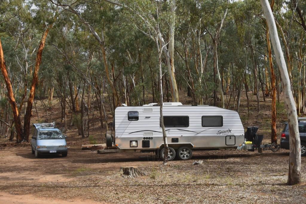 Bush camp
