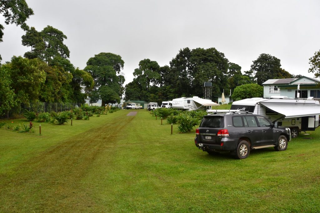 Old school rv camp