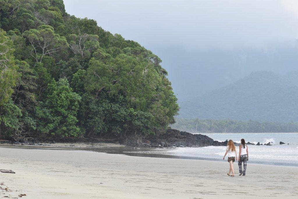 Jungle meet beach