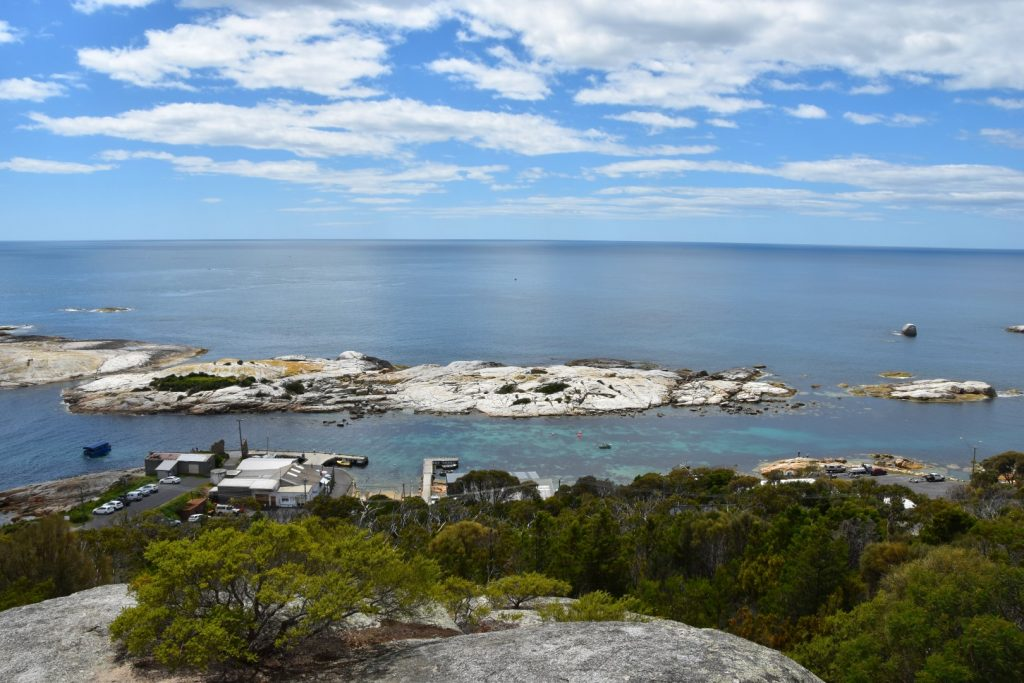 Governor island