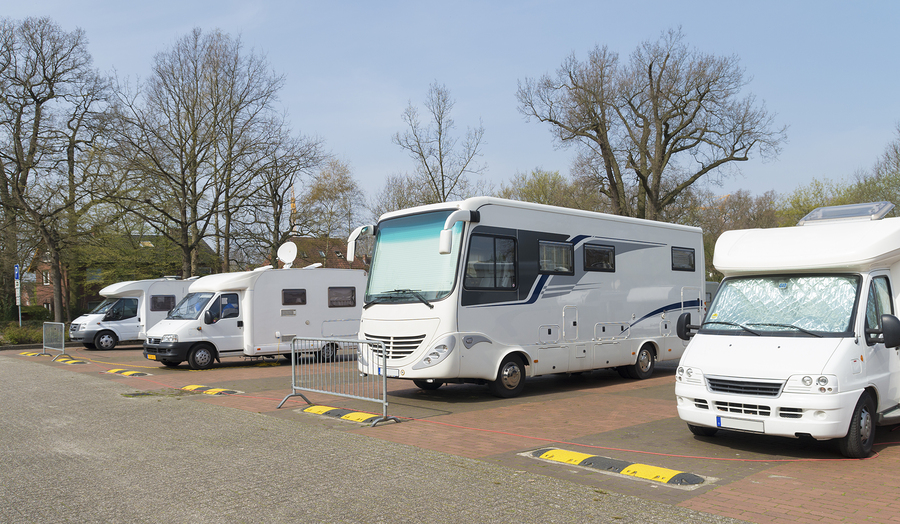 Different Motor Homes