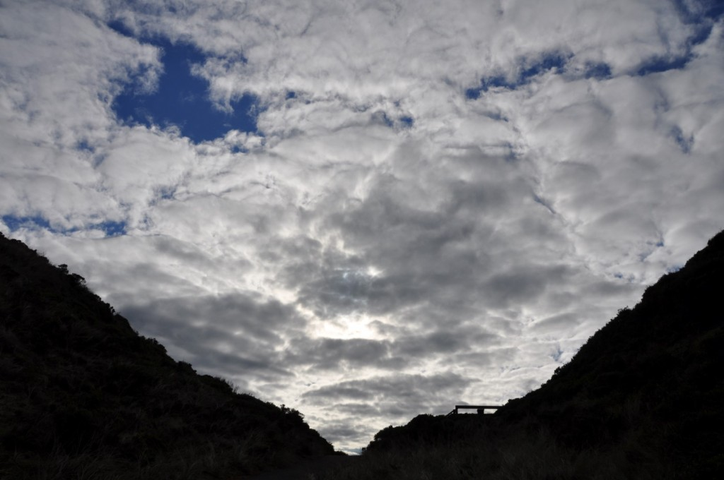 Interesting sky
