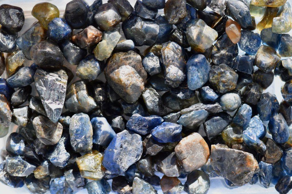 Bigger stones