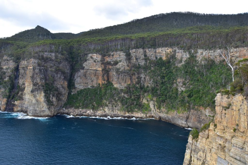 Big cliffs